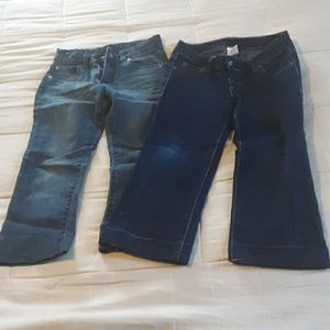 Like new jeans